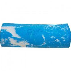 GVG Tapis de sol Evolution Yoga - Mixte - Bleu et blanc