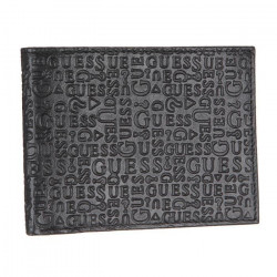 GUESS Portefeuille NEW COOL CASUAL SM1322 Noir Homme
