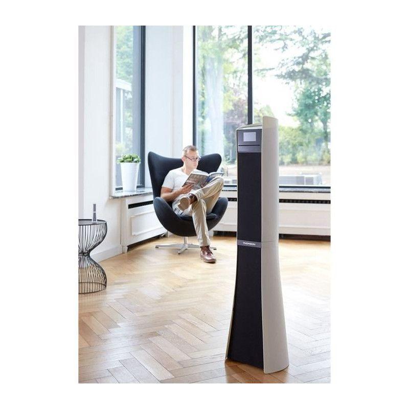 thomson ds500 tour de son 2 1 500w lecteur cd. Black Bedroom Furniture Sets. Home Design Ideas