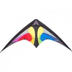 HQ Cerfs-Volants Pilotables 2 Lignes Yukon II Rainbow