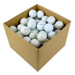 SECOND CHANCE Lot de 100 Balles de Golf Titleist Pro V1 - Blanc