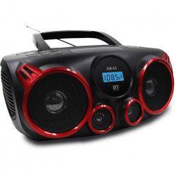 AKAI CEU-2700BT Boombox - Radio - CD - MP3 - Port USB - Bluetooth
