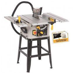 PEUGEOT Scie sur table Energysaw-254B2 1800 W 254mm