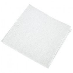 VENT DU SUD Lot de 12 serviettes de table YUCO - Blanc