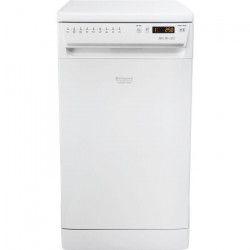 HOTPOINT LSFF 9M114 C EU - lave vaisselle posable - 10 couverts - 44 dB - A+ - Larg 45 cm