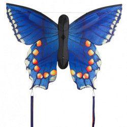 HQ Cerfs-Volants Monofils Butterfly Swallowtail Bleu L 130 X 80