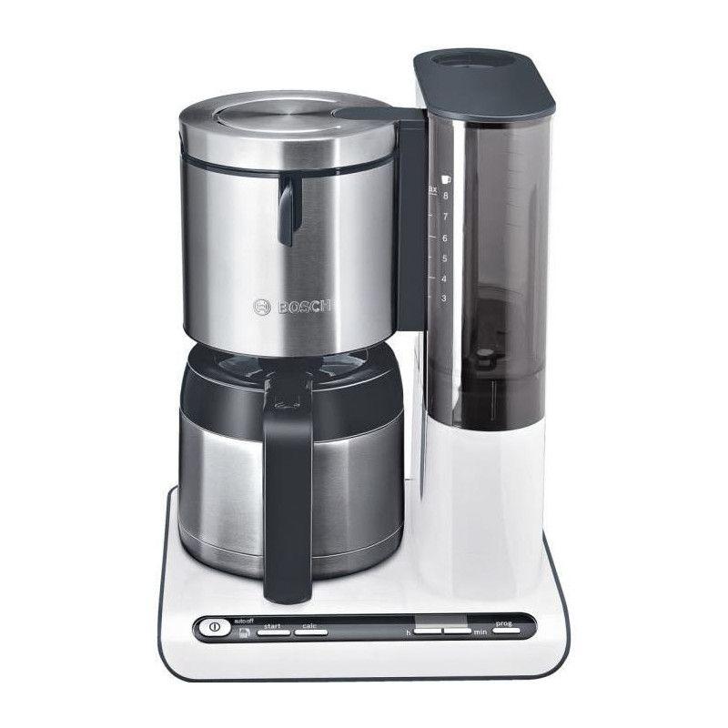 bosch tka8651 cafetiere filtre programmable avec. Black Bedroom Furniture Sets. Home Design Ideas