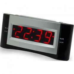 SOUDMASTER UR122SW Radio réveil FM-PLL - Chargement par port USB