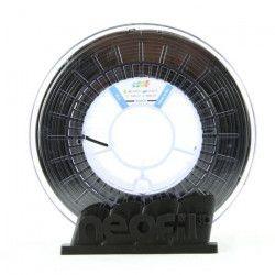 Neofil3D Cartouche de filament PLA - 1,75mm - Noir - 750 g