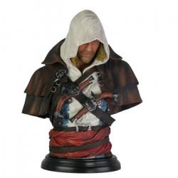 Buste Assassin`s Creed IV Black Flag: Edward Kenway
