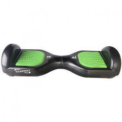 TAAGWAY Hoverboard 6,5` Carbone 2 x 350 W Vert
