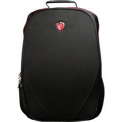 MSI - Sac PC Portable GT HARDSHELL BACKPACK (VACUUM PACKAGING) - Jusqu`a 17,3`