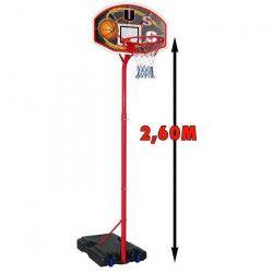 USG Panneau Basket sur pied 2.60m