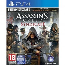 Assassin`s Creed Syndicate Edition Spéciale Jeu PS4
