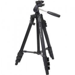 FOTOPRO DIGI 3400 Trepied 4 sections avec adaptateurs action cam et smartphone (X1)