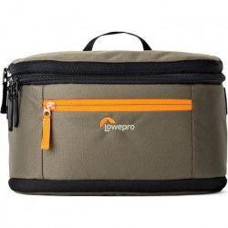 LOWEPRO LP37022 Sac pour Réflex compact ou appareil photo hybride - Design convertible - Orange