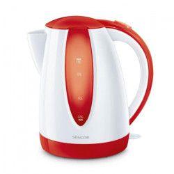 SENCOR SWK 1814RD Bouilloire électrique - Rouge et blanc