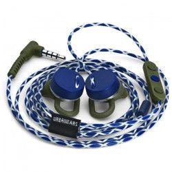 URBANEARS REIMERS Ecouteurs intra-auriculaires avec micro intégré - Bleu et Kaki