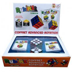 WINGAMES Coffret Rubik`s Cube 3x3 + 2x2