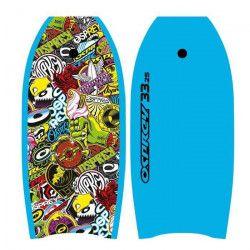 OSPREY Planche Bodyboard 33` Sticker - Bleu