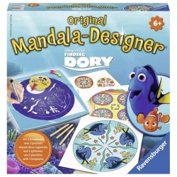 RAVENSBURGER Mandala Designer Le Voyage de Dory