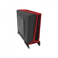 CORSAIR Boitier Moyen Tour Carbide Spec Alpha - Noir et Rouge - Fenetre Plexiglass (CC-9011085-WW)