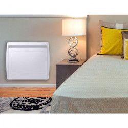 MAZDA 1000 watts Radiateur électrique a inertie - Double technologie : Inertie céramique + Film chauffant -