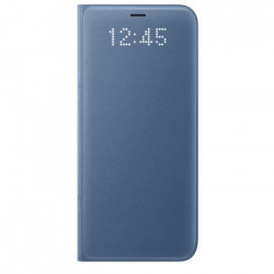 Samsung LED View cover S8+ Bleu