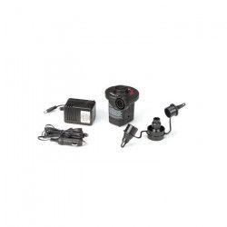 INTEX Mini Gonfleur Electrique 12 & 220-240 Volts pour piscine etc
