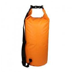CAO CAMPING Sac étanche - 25 L - Orange et noir