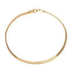 Les Bijoux d`Emma - Bracelet en Maille Anglaise - OR 9CT