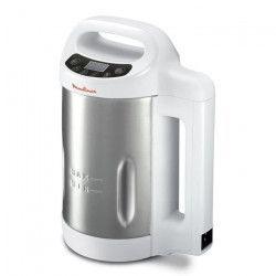 MOULINEX YY3096FG Blender chauffant My Daily Soup - Blanc