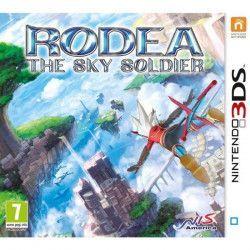 Rodea The Sky Soldier Jeu 3DS