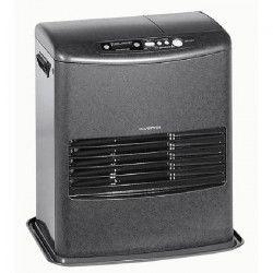 INVERTER 6007 - 4000 watts Poele a pétrole électronique - Fonction ECO - Programmation 24H - Détecteur de CO2 -