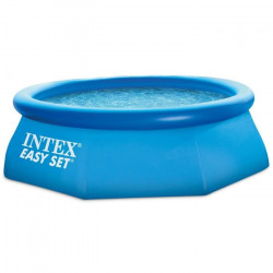 INTEX Kit piscine ronde autoportée Easy Set - Ø243 x 76 cm