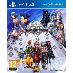 Kingdom Hearts 2.8 Jeu PS4