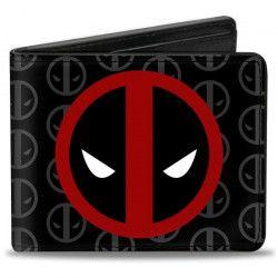 Porte-Feuille Marvel: Logo Deadpool