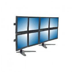 DATAFLAX Support DF-53833 - Pour 8 moniteur ordinateur Inclinable / Swivel - 96 kg