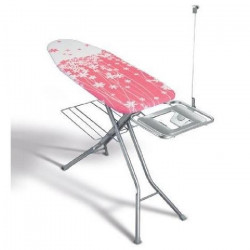 METALTEX `ELECTRA PLUS` Table a repasser rose