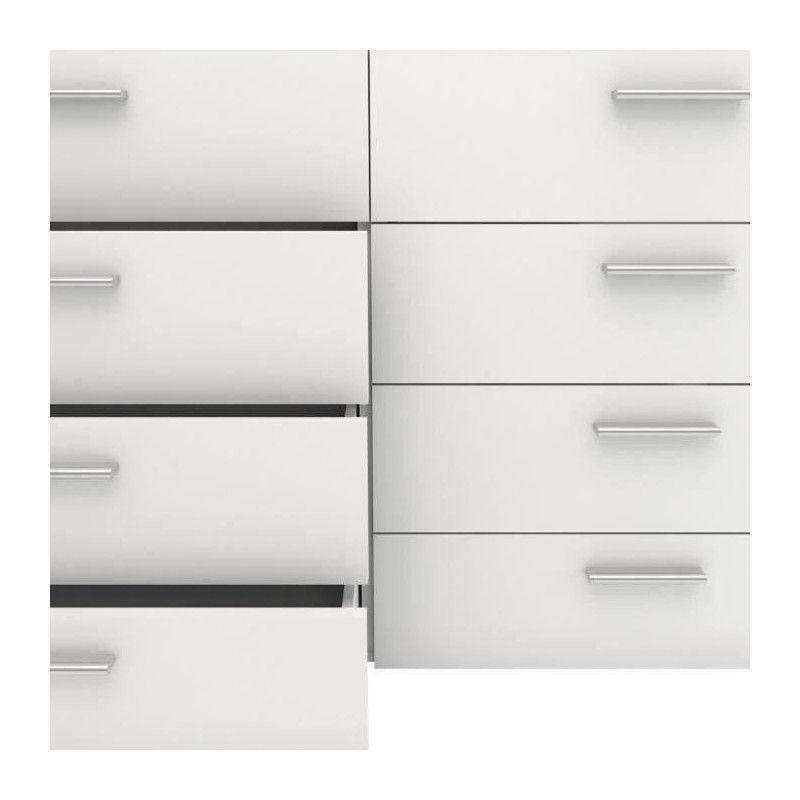 finlandek commode de chambre tyhja style contemporain. Black Bedroom Furniture Sets. Home Design Ideas
