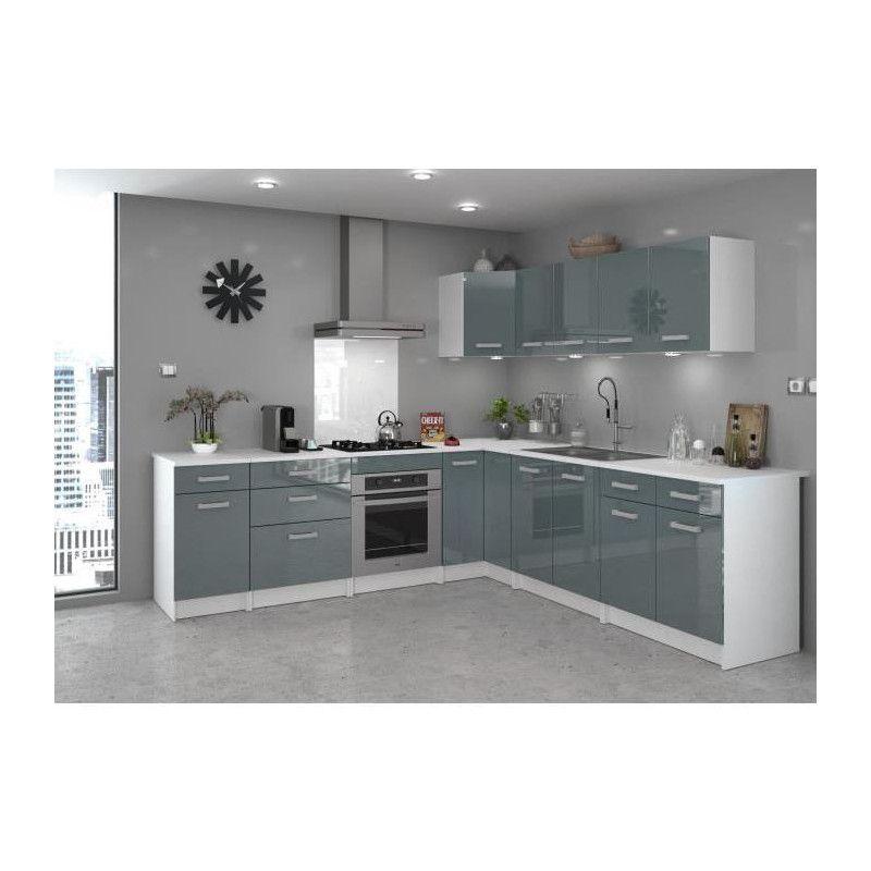 start meuble de cuisine bas d angle avec plan de. Black Bedroom Furniture Sets. Home Design Ideas