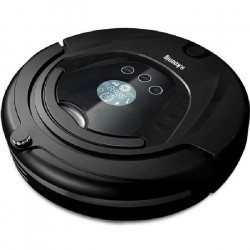 H.KoeNIG SWR28 Aspirateur robot - 24W - 60 dB - Noir