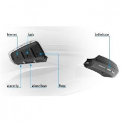 intercom Smart H Duo pour casque HJC