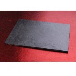 Set de 4 ardoises rectangles 30x20cm