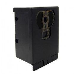 NUM`AXES Boîtier de sécurité avec cadenas pour PIE 1009 et PIE 1010 - Noir - Pour chien