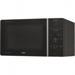 WHIRLPOOL MCP347NB-Micro ondes combiné grill noir-25 L-800 W-Grill 900 W-Pose libre