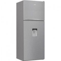 BEKO RED45DXP - Réfrigérateur congélateur haut - 402 L (309 L + 93 L) - Froid total no frost - A+ - L 70 x H 185