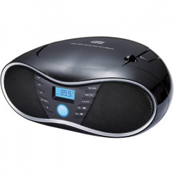 BIGBEN CD58NMP3USB Radio CD/USB/MP3 portable - Noir
