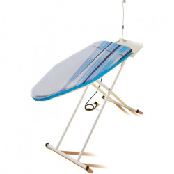 LEIFHEIT Table de repassage AirActive L - 126 x 45 cm - H 100 cm