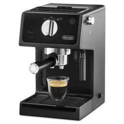 DELONGHI Cafetière Expresso pompe Noire - ECP3121